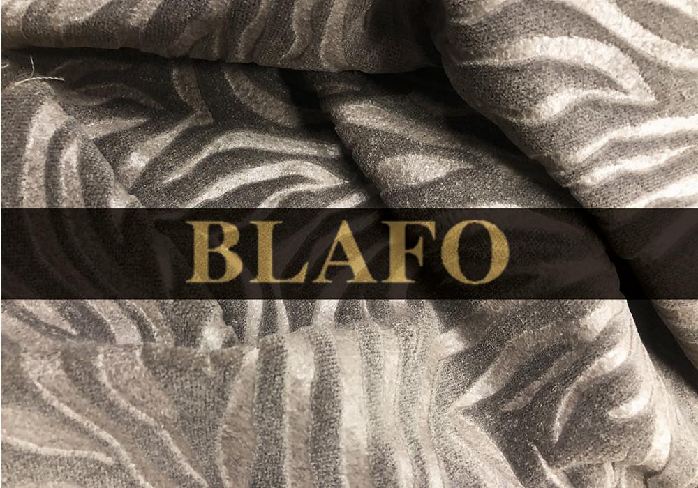 VELOURS DE LYON - VELOURS BLAFO - Velours jacquards, unis, froissés, gaufrés, peints main - LYON